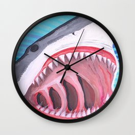 Punch Line Wall Clock