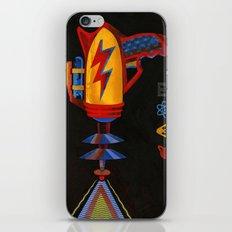 Cosmic Blaster iPhone & iPod Skin