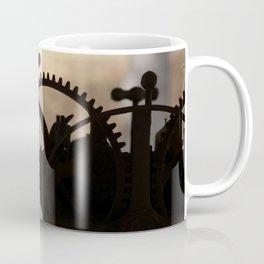 Tool Silhouette Coffee Mug