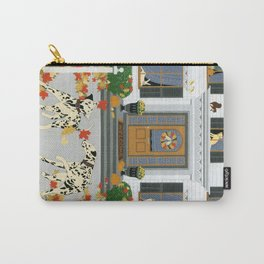 Autumn leaf game Carry-All Pouch