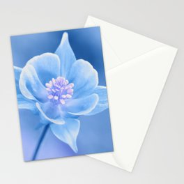 Columbine Flower 161 Stationery Cards