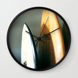 Surf Shop Wall Clock