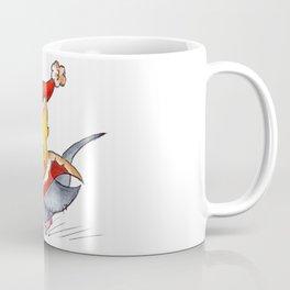Santa Tiel Coffee Mug