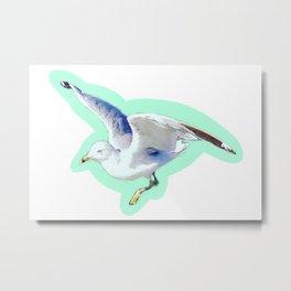 Taking Flight Metal Print