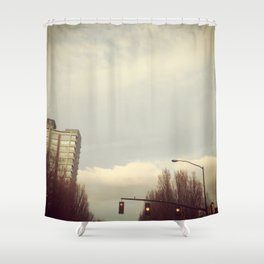 The Fontaine Shower Curtain