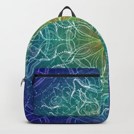 Pure Growth Mandala Backpack