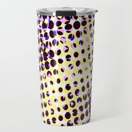 visual illusion No. 1 Travel Mug