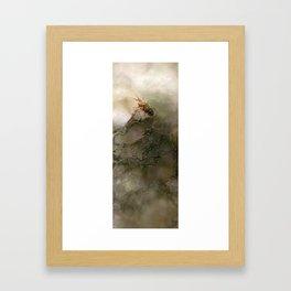Buggers My Mind Framed Art Print