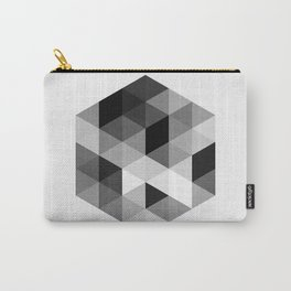 Geo Hex 02. Carry-All Pouch