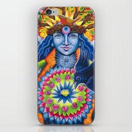 Estrella de la Luz - Angel of New Beginnings iPhone Skin