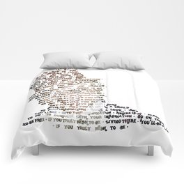 Pure Imagination Comforters
