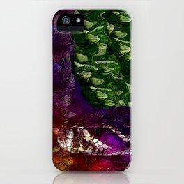 Interstellar Snake iPhone Case