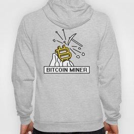Bitcoin Miner Hoody