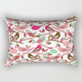 Tweet! Rectangular Pillow