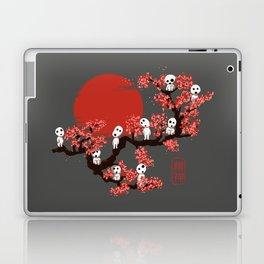 Traditinal Kodamas Laptop & iPad Skin