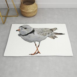 Piping Plover Rug