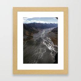 New Zealand's beauty *Aoraki/MtCook 5 Framed Art Print