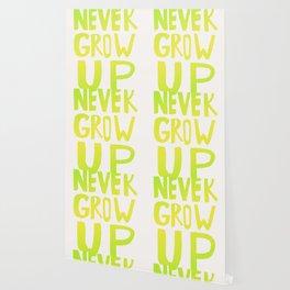 Never Grow Up III Wallpaper