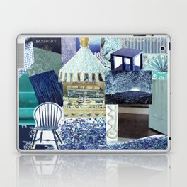 Collage - Feeling Blue Laptop & iPad Skin