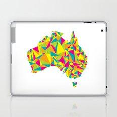 Abstract Australia Bright Earth Laptop & iPad Skin