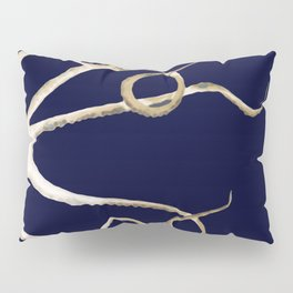 OCTOPUS Cream Pillow Sham