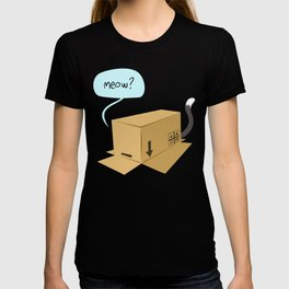 cat quantum T-shirt