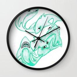 sharkies Wall Clock