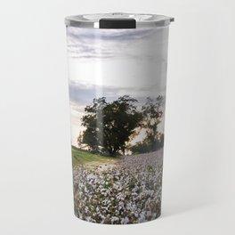 Cotton Field 9 Travel Mug
