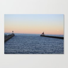 Goodnight Duluth Canvas Print