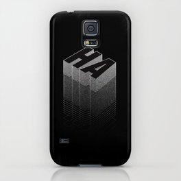 HA.png iPhone Case