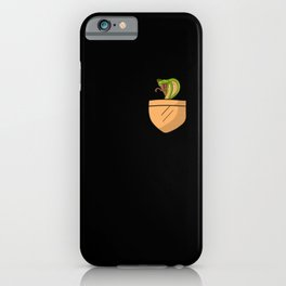 Cobra Chest Pocket iPhone Case