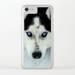 Let's play! Clear iPhone Case