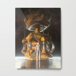Discovery Metal Print