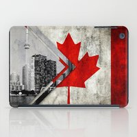 canada iPad Cases featuring Flags - Canada by Ale Ibanez