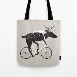 Dear Cyclist Tote Bag