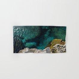 Cyprus Sea III Hand & Bath Towel