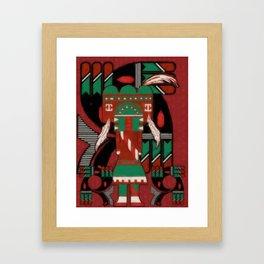 Visions Of Hopi Framed Art Print
