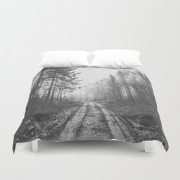 INTO THE WILD XXI / Sweden Duvet Cover