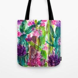 Fiesta Plants Tote Bag