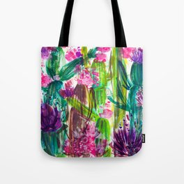 Fiesta Plants Tote Bag