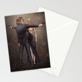 All That Glitters Is Not Gold Stationery Cards