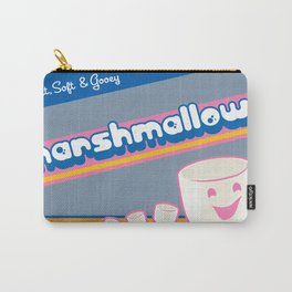sweet soft and gooey marshmallows Carry-All Pouch