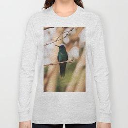 Bird - Photography Paper Effect 005 Long Sleeve T-shirt