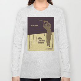 Can You Survive The Texas Chain Saw Mascara Long Sleeve T-shirt