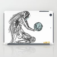 future iPad Cases featuring Future by iglootree