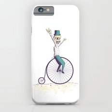 Let's ride Penny-farthing iPhone 6s Slim Case