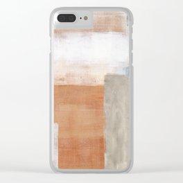 Seniority Clear iPhone Case