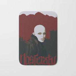 Nosferatu Bath Mat