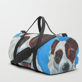 Buster the Pup Duffle Bag
