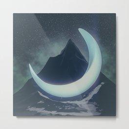 moon maker Metal Print